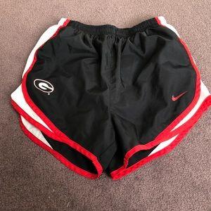 Georgia Nike shorts, s